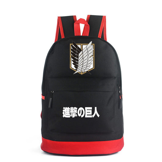 Attack On Titan Backpack *2 Colors