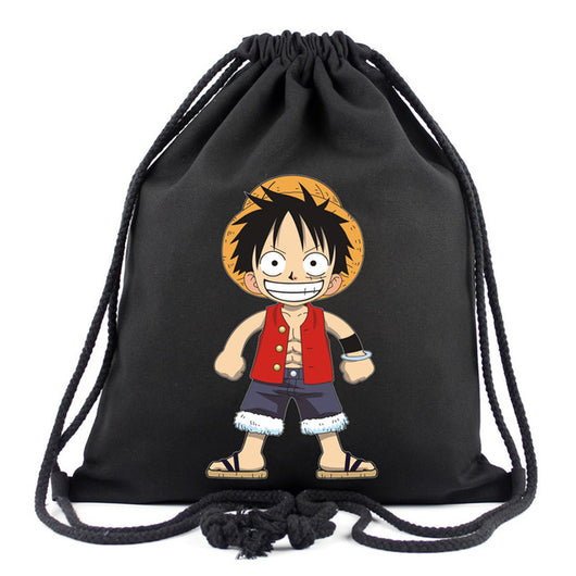 One Piece Canvas Bag *2 Styles