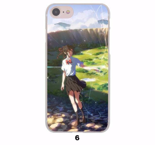 Your Name iPhone Case