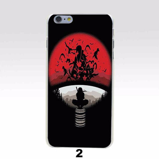 Naruto iPhone Hard Case