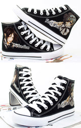 Black Butler Shoes