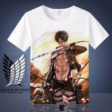 Attack on Titan T-Shirts *7 Designs*