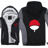 Naruto Hooded Sweater Jacket