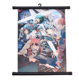 Anime Canvas Wall Hanging Scroll Poster *6 Options