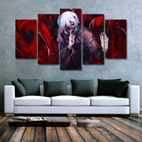 Tokyo Ghoul Canvas Wall Art