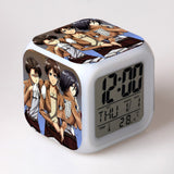 Attack on Titan Alarm Clock *9 Style Choices*