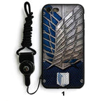 Attack on Titan iPhone Cases *8 Options