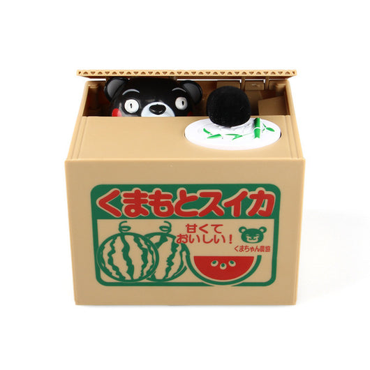 Kumamon Electric Piggy Bank