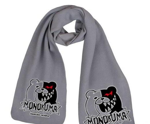 Winter Scarfs: Attack On Titan/Naruto/Danganronpa *20 Options