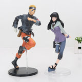 Naruto and Hinata Collectible Action Figures *2 Piece Set