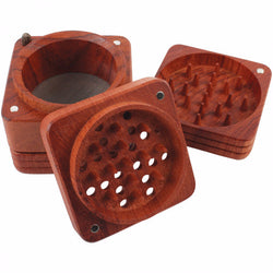 Wooden Herbal Grinder Buy online