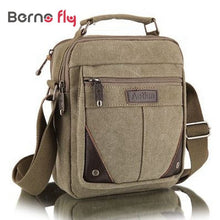 Men Cool Canvas Travel Bags