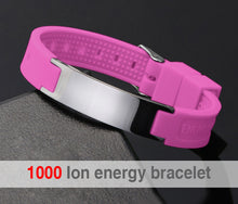 Power 4 In 1 Bio Elelents Energy Magnetic Wrist Band