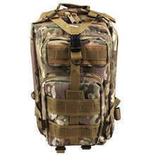 Outdoor Canvas Military/Tactical Backpack
