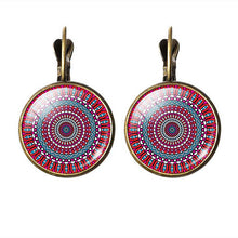 Copy of OM Mandala Earrings