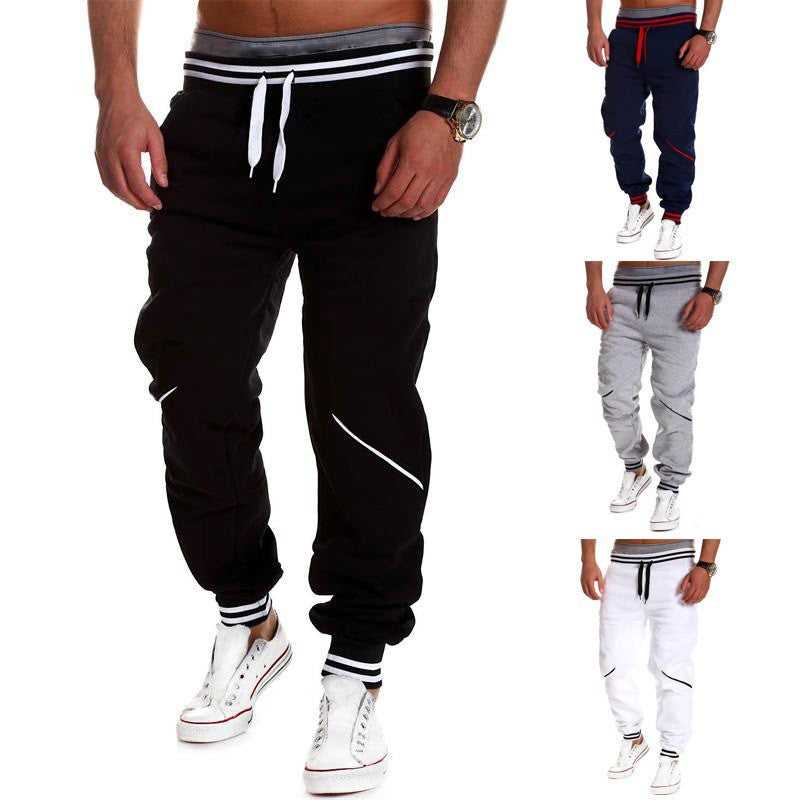 Casual Joggers - Harem Sweatpants for Man