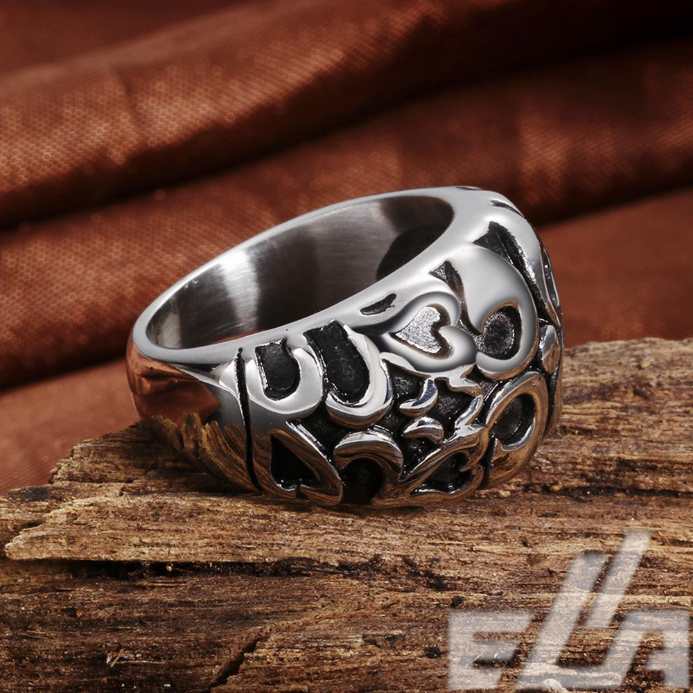 Silver Plated Wish Ring