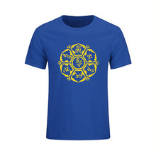 OM MANI PADME HUM T-Shirts for Men