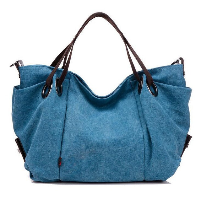 Casual Tote Canvas Shoulder