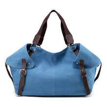 Big Tote Canvas Shoulder Bags For Women
