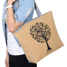 Canvas Casual Women Shoulder Bag