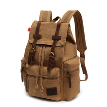 Beautiful Vintage Casual Canvas Backpack