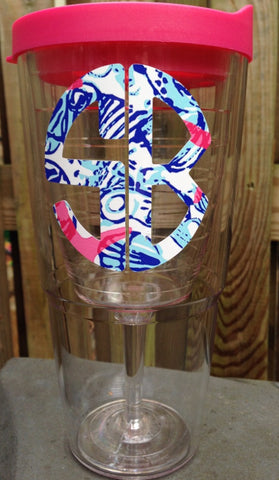 Personalized 16 oz Tervis Tumbler Goblet
