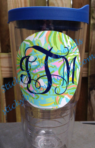 Personalized Tervis Tumbler 24 oz