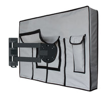 "Grey Outdoor TV Cover (36"" - 38"")"