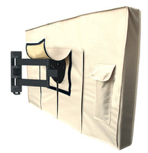 Outdoor TV Cover - Beige