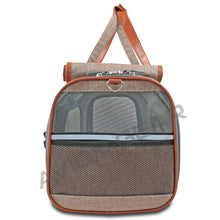 Pet Carrier Airline Approved - Series 2 (Brown)