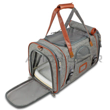 Pet Carrier Airline Approved - Series 1 (Grey)