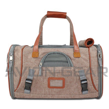 Pet Carrier Airline Approved - Series 1 (Brown)