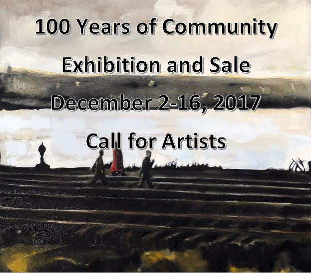 100 Years of Community-Call for Artists