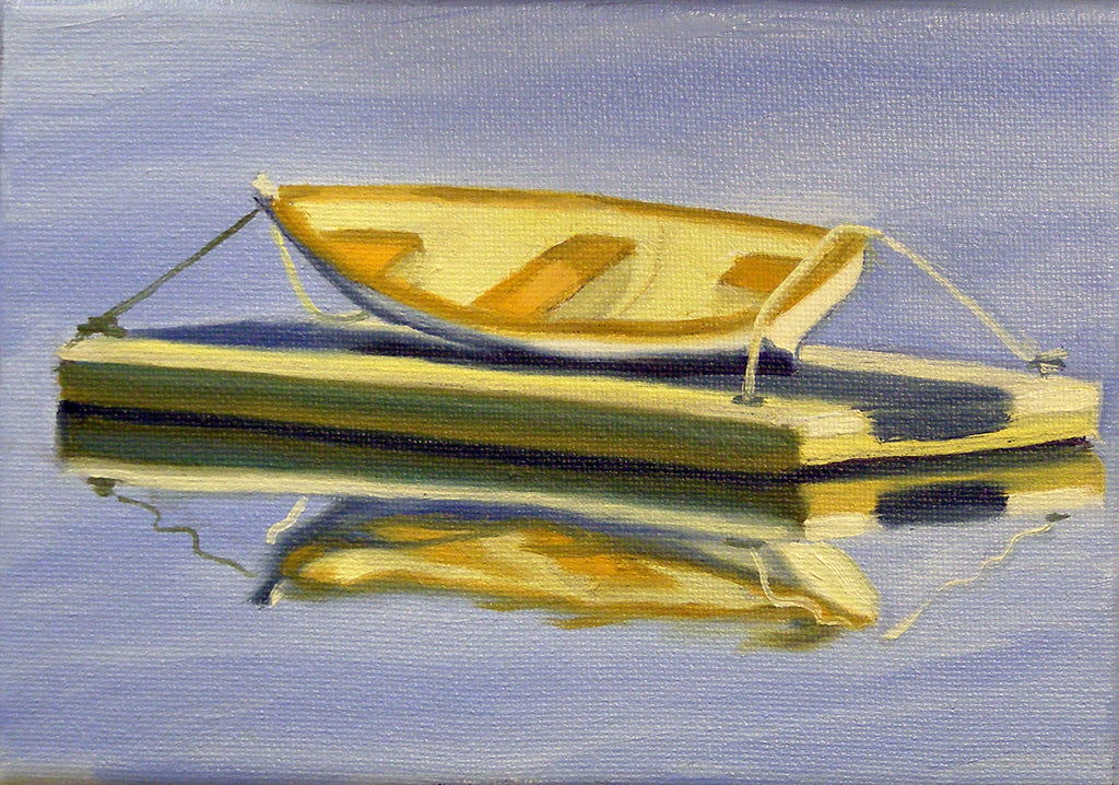 Boat on Float