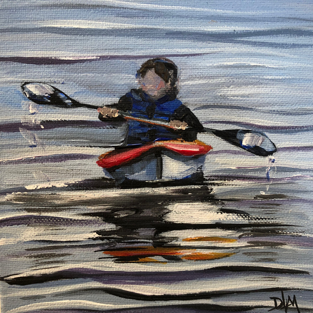 Junior Paddler