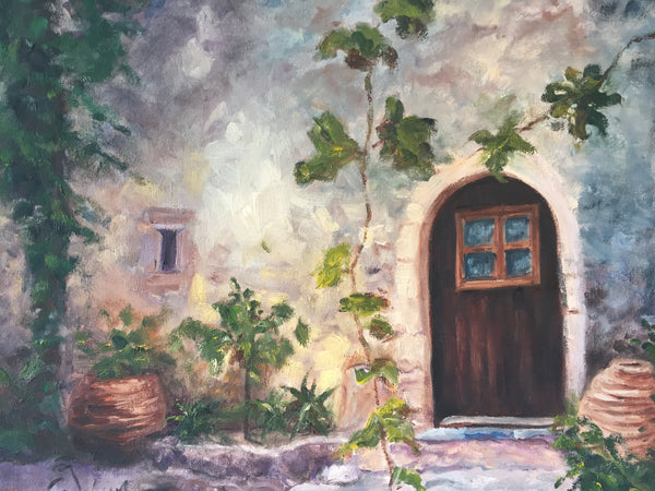 The Doors of Monemvasia #3
