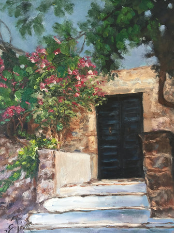 The Doors of Monemvasia #4