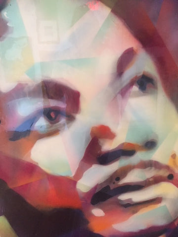 Martin Luther King Jr (detail)