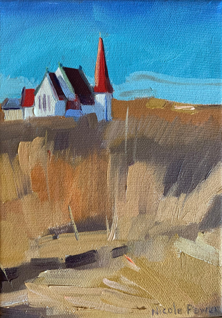 Church by the Sea (Peggy's Cove)