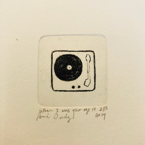 When I Was Your Age (Record Player) 2/10