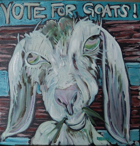 Vote for Goats