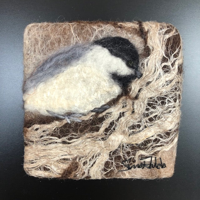 Black-Capped Chickadee II