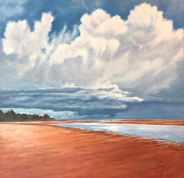 Sand Flats, Amherst Shore