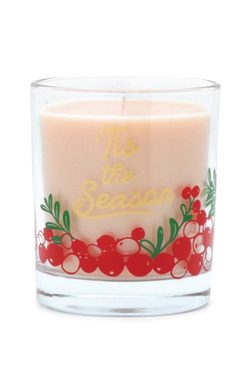 Tis The Season Candle - Tucker Brown