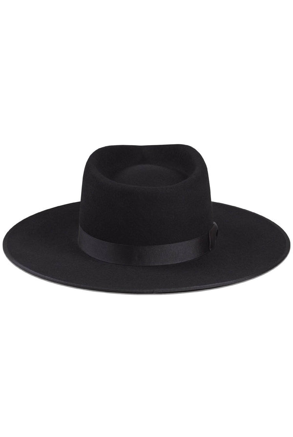 Noir Rancher Hat - Tucker Brown