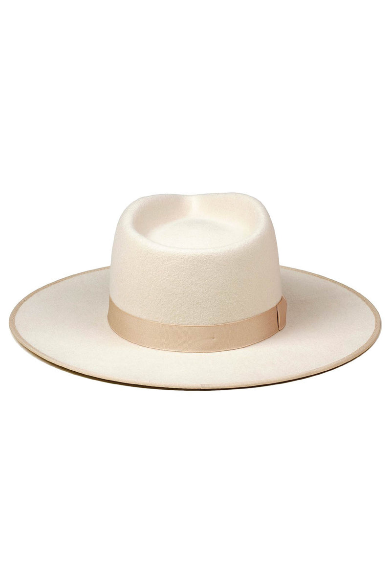Ivory Rancher Hat - Tucker Brown