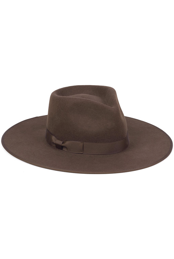Coco Rancher Hat - Tucker Brown