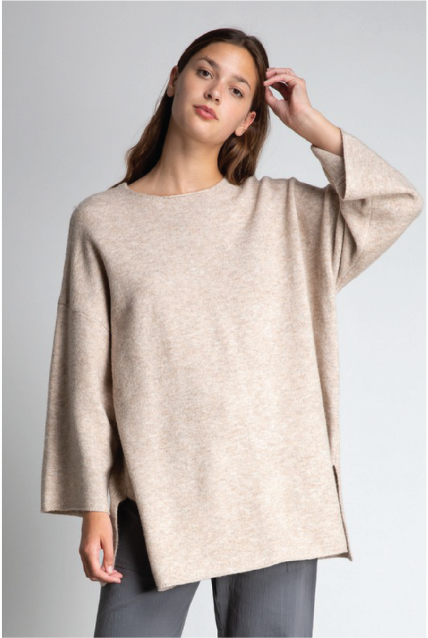 Binghamton Wool Blend Sweater