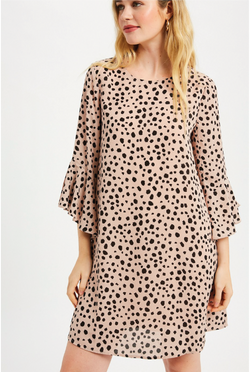 Say Love Dress - Blush - Tucker Brown